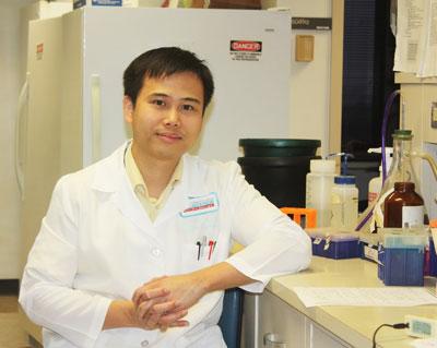 8X Việt được lưu danh trên bức tường danh dự Viện Ung thư Anderson