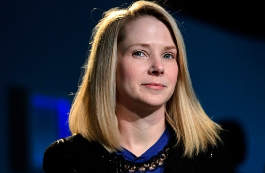 CEO Marissa Mayer và câu chuyện tiền lương tại Yahoo