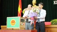 Sinh năm 1981, đang là phó phòng, thế mà nhờ có cuộc thi tuyển công khai, Nguyễn Thùy Yên được bổ nhiệm thẳng lên chức PGĐ Sở Ngoại vụ Quảng...