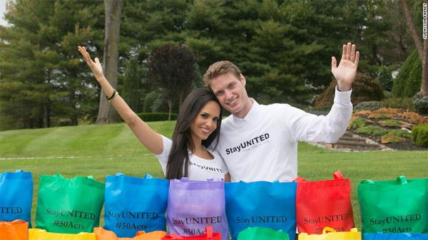 Cặp đôi hủy đám cưới để đi từ thiện