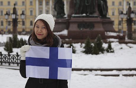 Giấc mơ mạng lưới giáo dục toàn cầu của nữ DHS Việt từng tới 14 nước