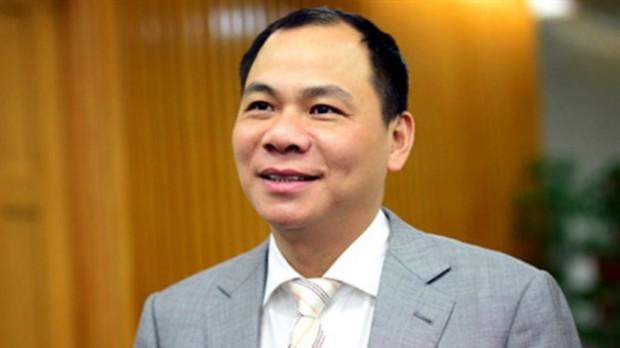 Người giàu nhất Việt Nam sở hữu 1,7 tỉ USD