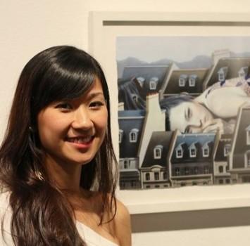 Chiêm ngưỡng tranh siêu thực tuyệt đẹp của nữ họa sĩ trẻ gốc Việt