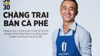 Sinh năm 1989, đồng sáng lập kiêm Giám đốc Tiếp thị của Công ty cổ phần Urban Station, Đinh Nhật Nam tự biến giấc mơ kinh doanh quán cà phê...