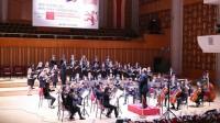 Tiết mục Trống cơmdo dàn hợp xướng và thính phòng Học viên âm nhạc Phillips Exter biểu diễn cùng Học viện Âm nhạc quốc gia Việt Nam đã để lại...