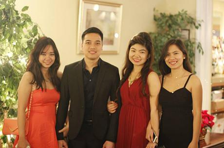 Câu chuyện hoạt động Đoàn – Hội tại Mỹ của nữ du học sinh Việt