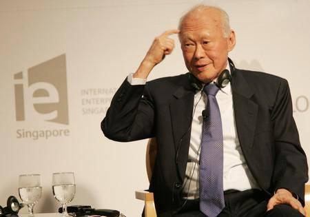 Cuộc đời Lý Quang Diệu – người kiến tạo Singapore phồn thịnh