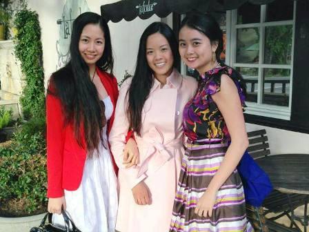 Nữ sinh Việt xinh đẹp tài năng và đầy cá tính