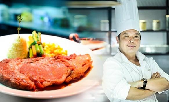 Câu chuyện cảm động về đầu bếp Hollywood gốc Việt Jack Lee