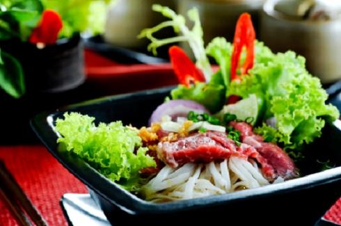 Tìm đồ ăn Việt ở Mỹ