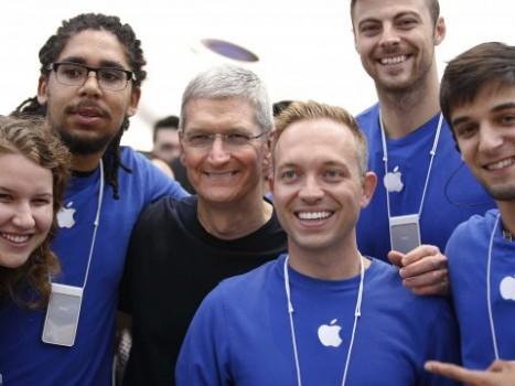 Lương nhân viên tại Apple được trả như thế nào?