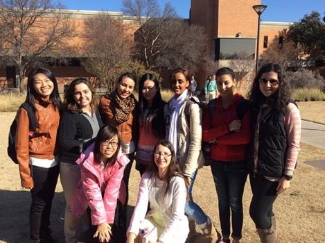 Thiên Phương: Du học Mỹ – Một năm nhìn lại