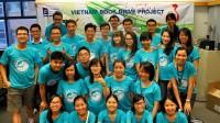 Năm 2007, Hội Nghiên cứu sinh và Học giả Quỹ giáo dục Việt Nam (VEFFA) quyết định thành lập dự án mang tên Vietnam Book Drive (dự án Quyên sách...