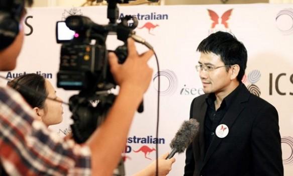 Thạc sĩ Lê Quang Bình: 'Sống thật để tạo giá trị thật'