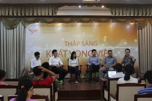 Khắp sáng Khát vọng Việt, một năm nhìn lại