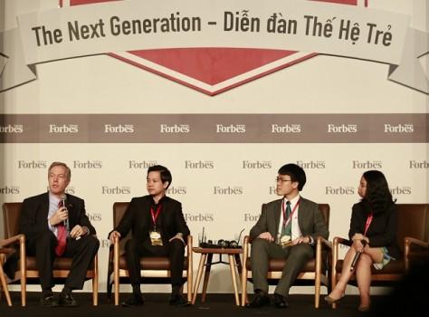 Under 30 Summit: Băn khoăn về giá trị và sự khác biệt thế hệ