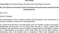 Nhân sự kiện một năm sau ngày Trung Quốc đưa giàn khoan Hải Dương 981 vào vùng biển của Việt Nam, Hội Thanh niên – Sinh viên Việt Nam tại...