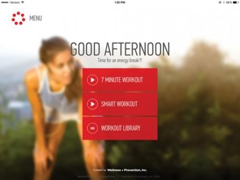 7 ứng dụng thể dục lý tưởng