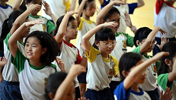 Giáo dục Việt Nam vượt xa Mỹ về trình độ Toán , Khoa học