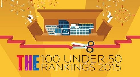 """Xếp hang """"100 under 50"""" năm 2015: Đông Á có 4 đại diên vào TOP 5"""
