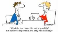 """Để gây ấn tượng với người tuyển dụng, các ứng viên thường bốc phét """"chút xíu"""" trong bản CV, nhằm đánh bóng, tô vẽ cho mình đẹp hơn… Dưới đây..."""