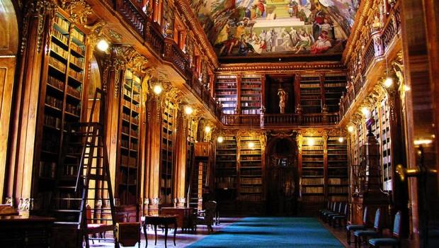 40 thư viện ấn tượng nhất  thế giới