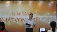 Trongbuổi tổng kết năm đầu tiên Chương trình Thắp sáng Khát vọng Việtnăm 2015. Đối thoại bàn tròn nằm trong buổi lễ tổng kết là nơi anh Trương Phạm Hoài...