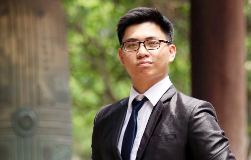 Nam Sinh Chuyên Ngữ Rinh Học Bổng Gần 5 Tỷ Đồng