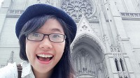 Ngô Thu Hương được vinh danh là một trong những sinh viên tốt nghiệp điểm tuyệt đối ở trường ĐH Wesleyan (Mỹ), em được tuyển vào một trong 4 công...