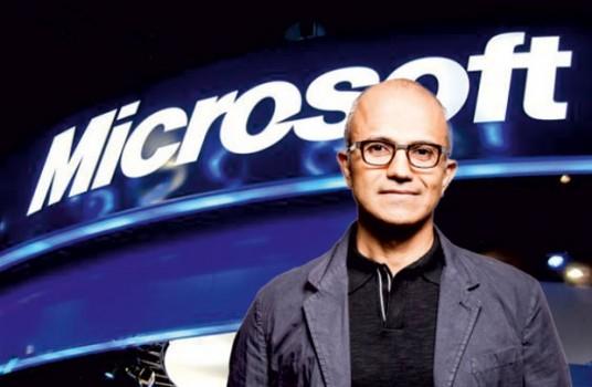 Microsoft có sứ mệnh kinh doanh mới