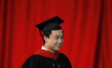 """Đại học Mỹ đang """"nghiện"""" sinh viên Trung Quốc"""