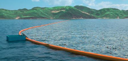 Nhà phát minh 21 tuổi và dự án làm sạch đại dương