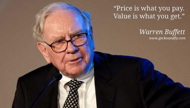 Warren Buffett: Hãy Đầu Tư Càng Nhiều Càng Tốt Vào Những Thứ Sau