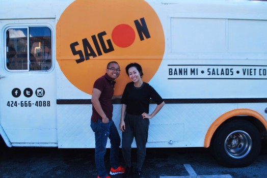 Khẳng định thương hiệu bánh mì Việt tại Mỹ