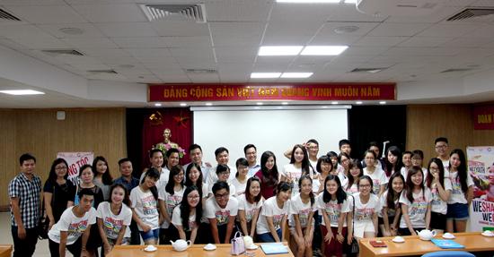 """Giới thiệu chuỗi sự kiện """"Kết nối Tuổi trẻ Việt – Connecting VietYouth 2015"""""""