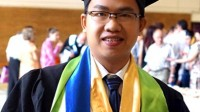 Chàng trai quê Bình Định Nguyễn Sử Phương Phúc vừa trở thành sinh viên quốc tế đầu tiên trong lịch sử gần 200 năm thành lập Đại học Bách khoa...