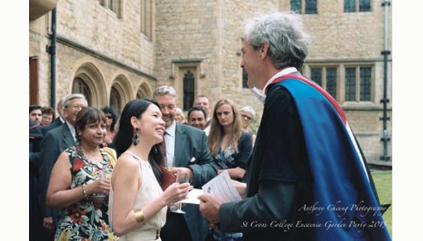 Nữ Sinh 9X Giành Học Bổng 2,5 tỷ Đồng Tại ĐH Oxford Danh Tiếng