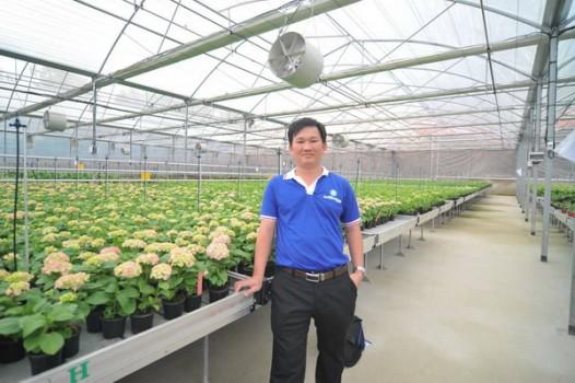Ông chủ Hoayeuthuong.com kiếm tiền tỉ nhờ tối ưu hóa