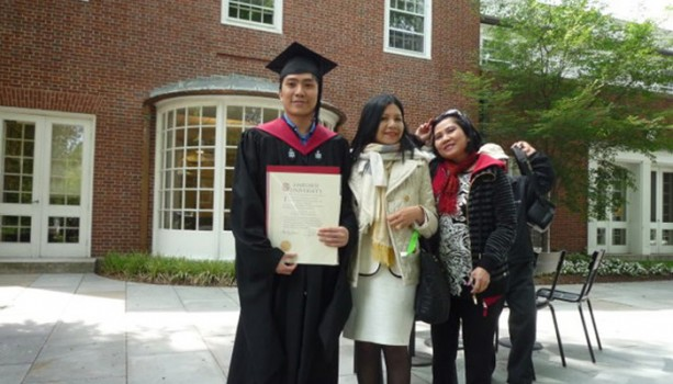 Trần Đắc Minh Trung: Từ Hố Đen Cuộc Đời Bước Vào Harvard