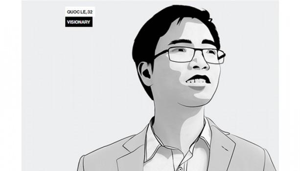 """Lê Việt Quốc – Nhà Sáng Chế """"Trí Tuệ Nhân Tạo"""" AI Tại Google"""
