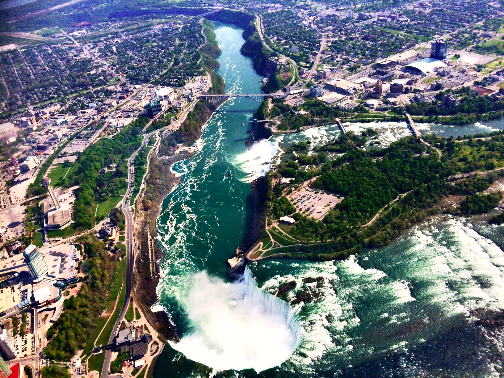 4 Niagara Falls