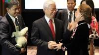 Chiều 9.7 (giờ địa phương, tức sáng nay 10.7 giờ Hà Nội), Tổng Bí thư Nguyễn Phú Trọng và đoàn đại biểu cấp cao Việt Nam đã tới TP. New...