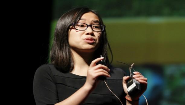 Eden Full – Cô Gái 19 Tuổi Từ Bỏ Princeton Để Thành Lập Công Ty Đa Quốc Gia
