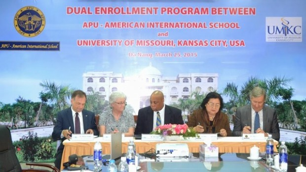 Chương trình học vượt của Hoa Kỳ lần đầu tiên có mặt tại Việt Nam