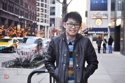 Chàng trai Việt giành học bổng 4,6 tỷ tại trường đại học đắt nhất thế giới