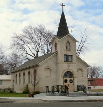 Diệu Trang – Đi lễ nhà thờ ở Mỹ