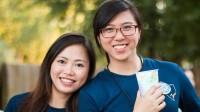 Vừa mới biết nhau không lâu trong sự kiện Vòng tay nước Mỹ 3, Hoàng Anh (Christine Le) và Hoàng Yến đãquyết định tham gia cuộc thi Cặp đôi hoàn...