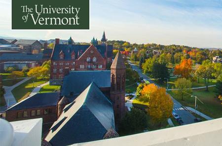 Giới thiệu đại học Vermont nổi tiếng tại Mỹ
