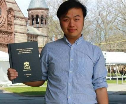 Câu chuyện học bổng của nghiên cứu sinh tiến sĩ Harvard