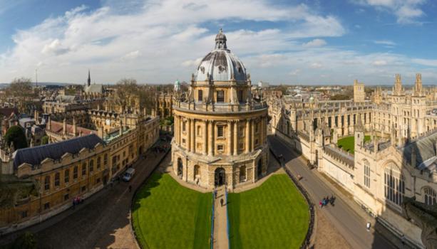 Học Bổng Rhodes Tại Đại Học Oxford Dành Cho Sinh Viên Quốc Tế